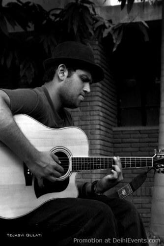 Dhruv Visvanath guitarist