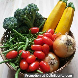 All India Kitchen Garden Vegetable Photo