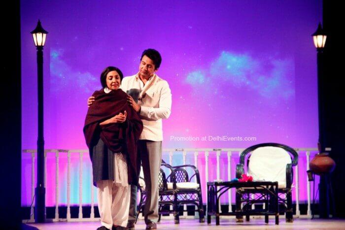Ek Mulaqaat Hindi Play Shekhar Suman Deepti Naval