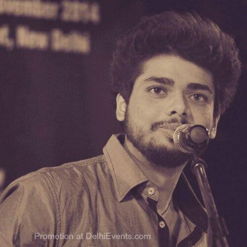 Musician Bhavya Raj