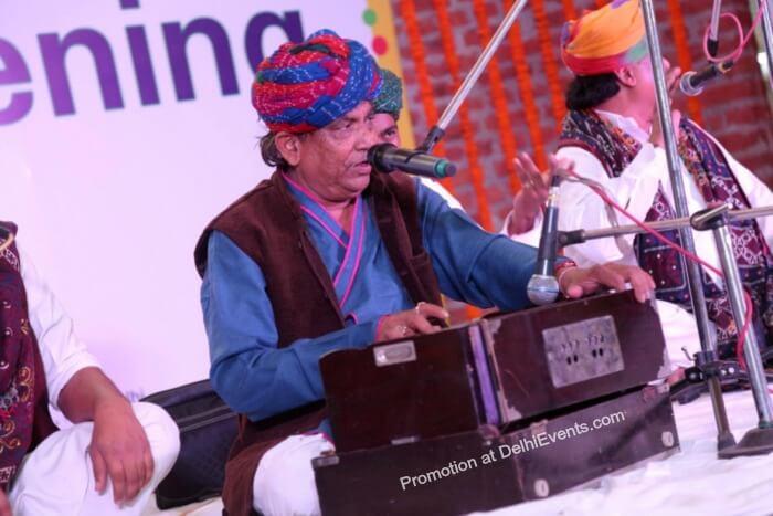 Rafiq Khan Langa Musician