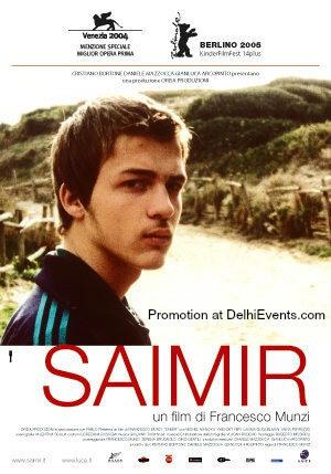 Saimir Italian film Poster