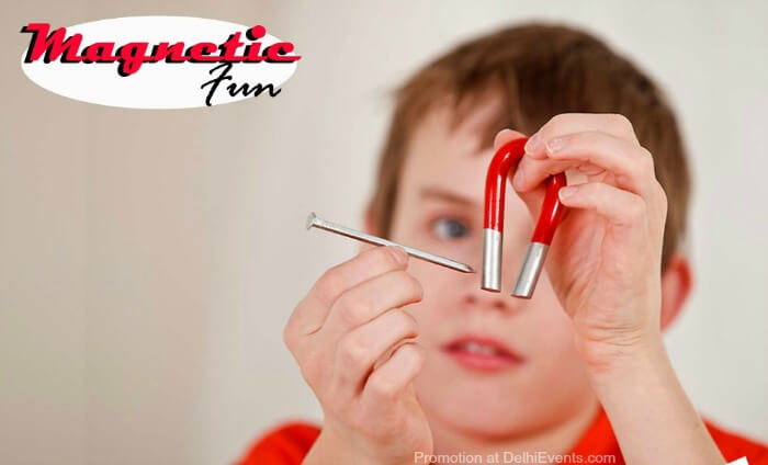 Hands On Magnetic Fun Workshop Kids