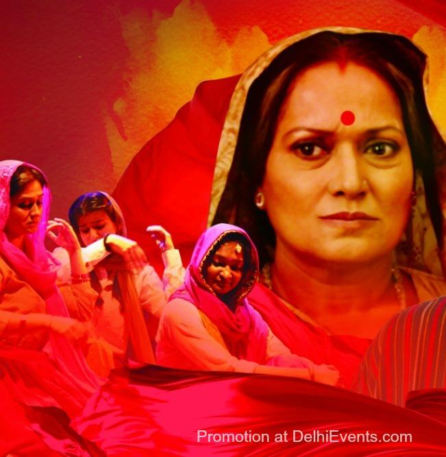 Films Theatre Society Draupadi Hindi Play Rakesh Bedi Himani Shivpuri