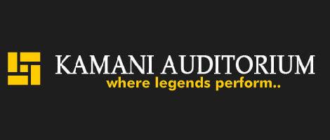 Kamani Auditorium Logo