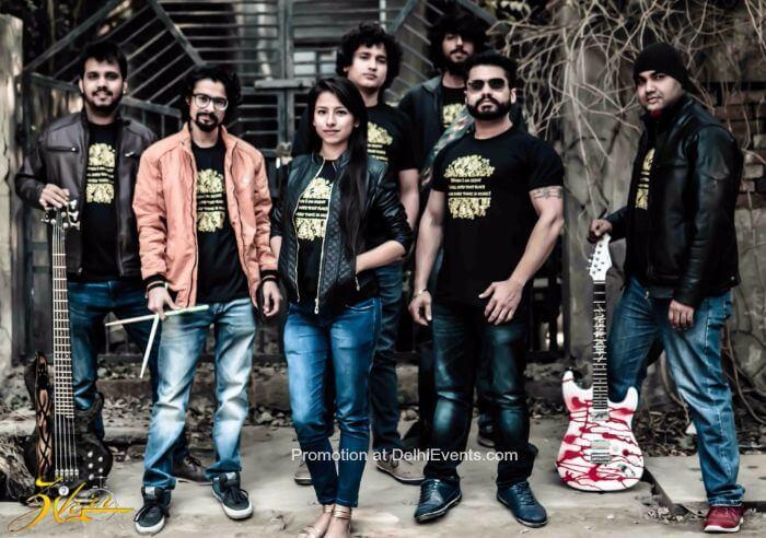 Zikrr Band Members