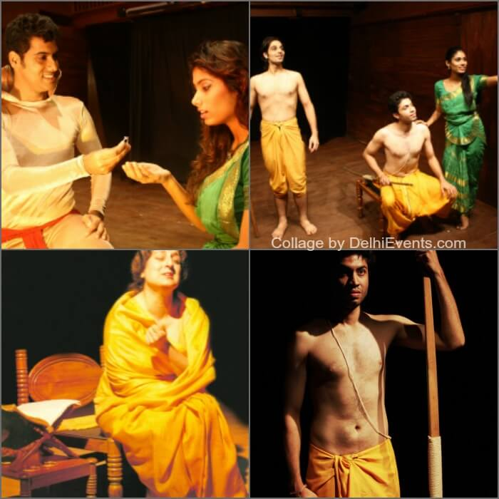 Gopal Sharman Ramayana English Play