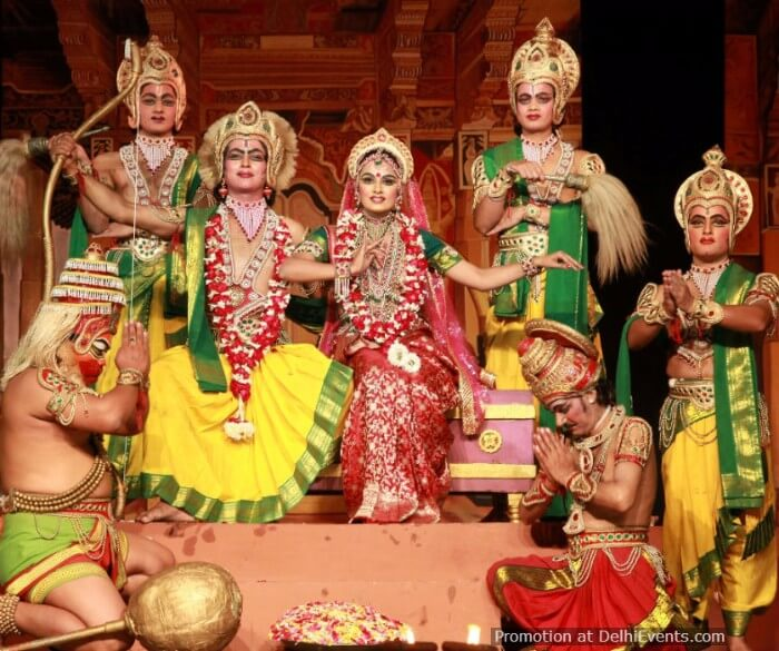 Ramlila Play SBKK Still