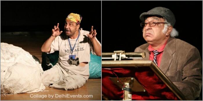 Woody Allen Side Effects English Comedy Pla Saleem Shah Stills