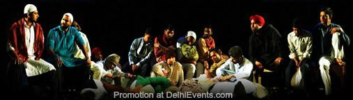 Amritsar Aa Gaya Hindi Play Asmita Theatre Group