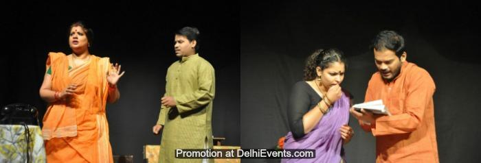 Baki Itihas Hindi play Saksham Theatre Group