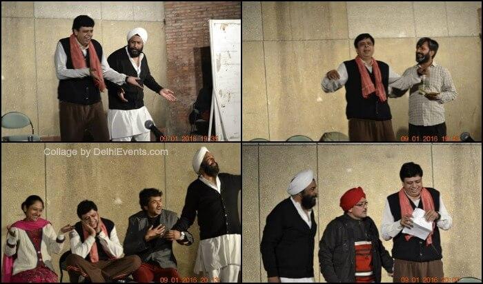 Bhavya Cultural Society Baap Bada Na Bhaiya Sabsay Bada Rupaiya Hindi comedy play