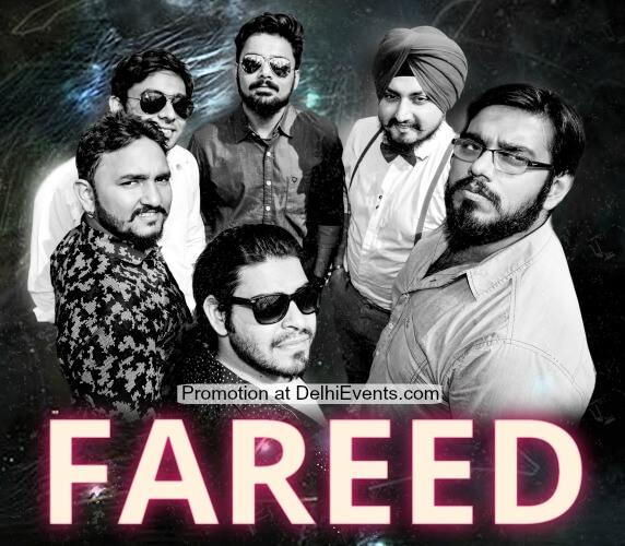 Fareed band Members