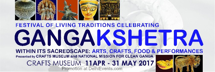 Gangakshetra Sacredscape Arts Crafts Food Performances Crafts Museum Creative