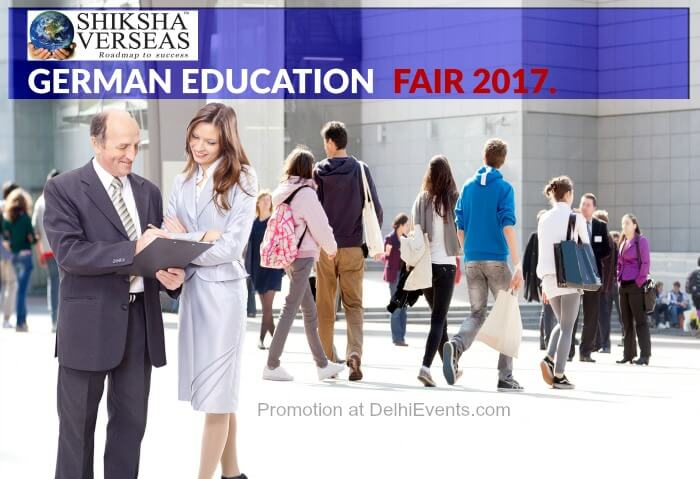 German Education Fair 2017 Creative