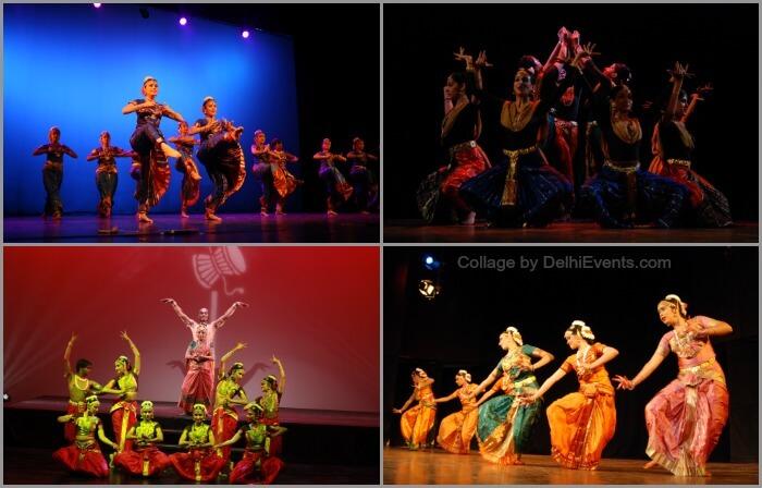 41st Anniversary Natya Tarangini Dancers