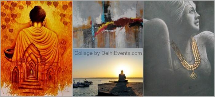 Abhivyakti Expression Beyond Canvas KAD Group Exhibition Artworks