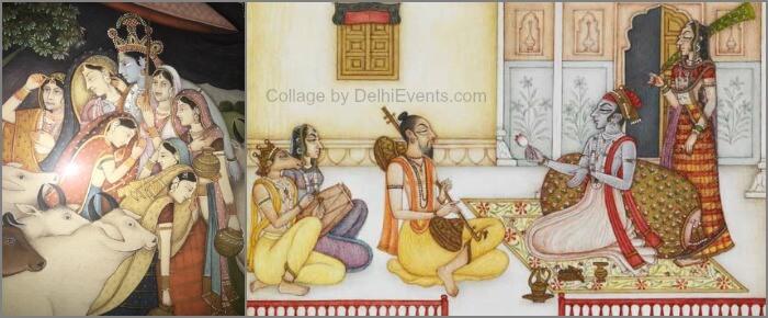 Artworks BL Rajput