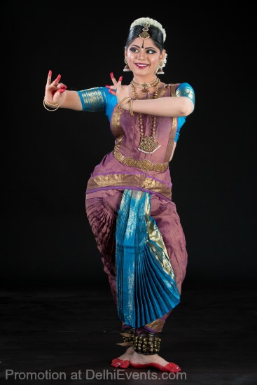 Dancer Srimati Renuka Iyer