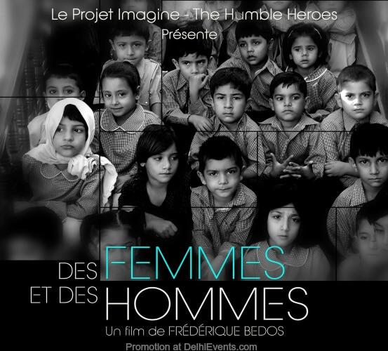 Des Femmes et des Hommes French Film Creative