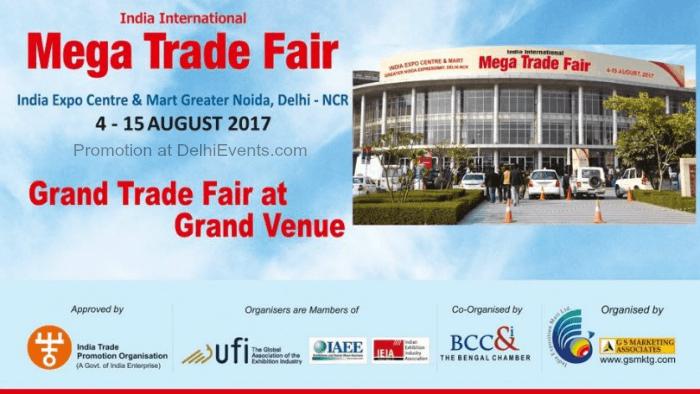 India International Mega Trade Fair Creative