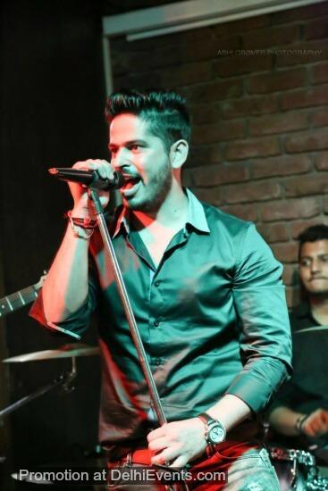 Musician Jeewan Khanna