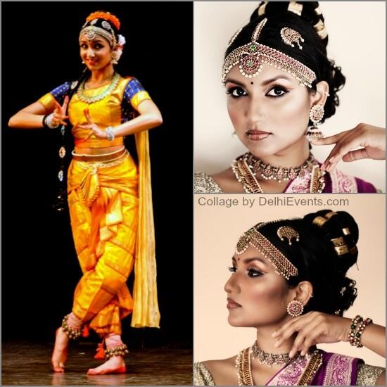 Kuchipudi Dancer Bhavana Reddy