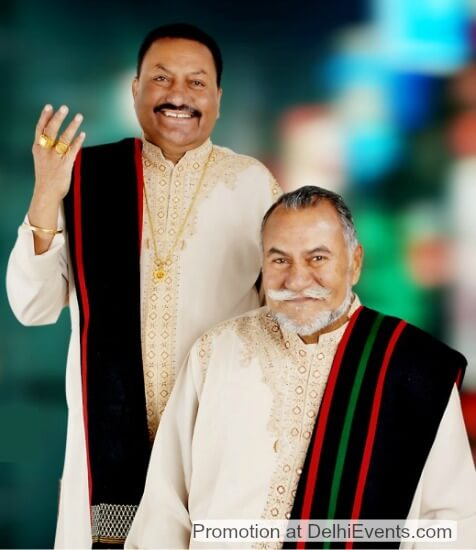 Sufi Singers Wadali Brothers