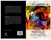 Sunset Sonata Poetry Book Rati Agnihotri Cover