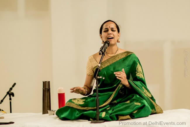 Vocalist Dr. Padma Sugavanam