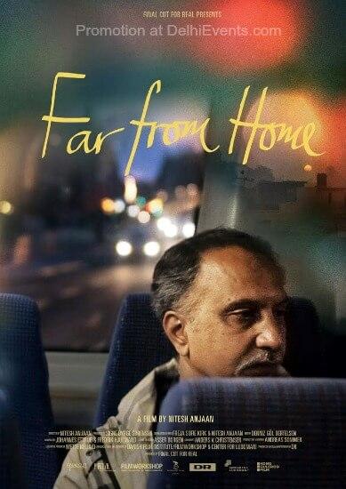 Far From Home Danish Film Poster