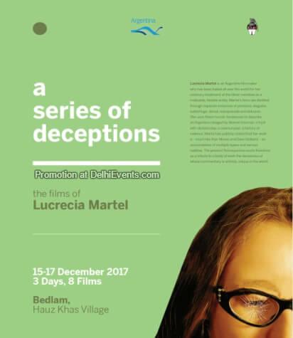 Series Deceptions Films Lucrecia Martel Bedlam Creative