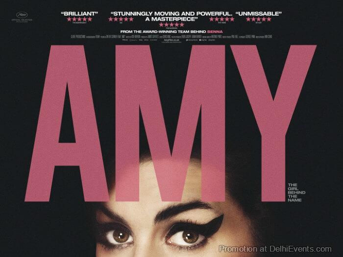 Amy Salvation Disintegration Film Poster