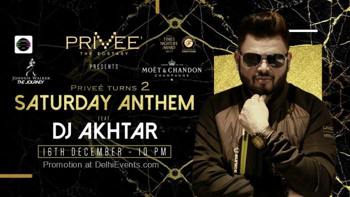 DJ Akhtar Privee Creative