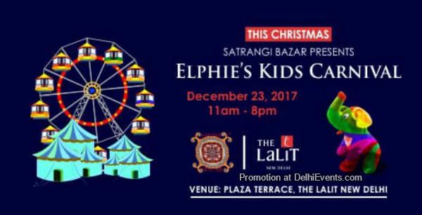 Elphie's Kids Carnival Lalit Creative