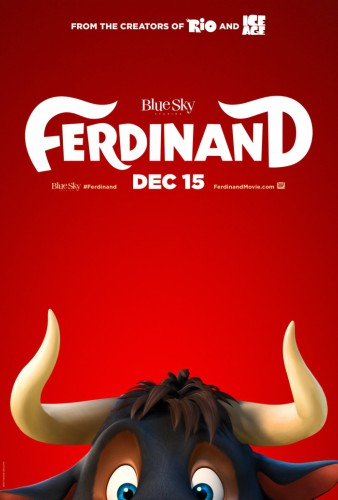 Ferdinand Animation Film Poster