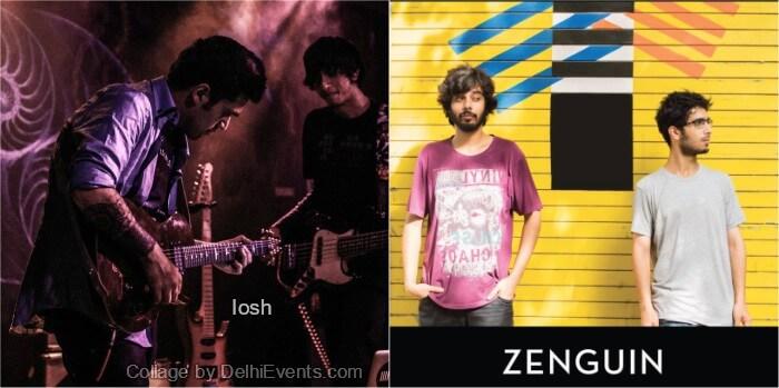 Iosh Zenguin Bands