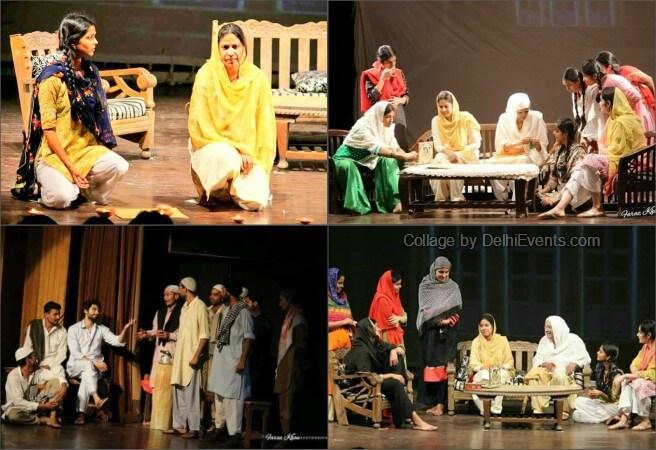Jis Lahore Nai Vekhya Woh Jamyai Nai Play Stills