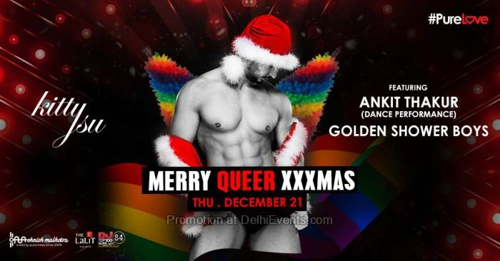 Merry Queer XXXmas Kitty Su Creative