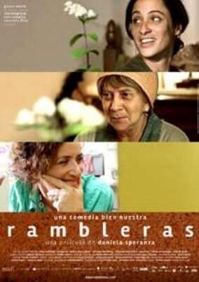Promenaders Spanish Film Poster
