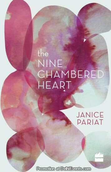 Nine Chambered Heart Book Cover