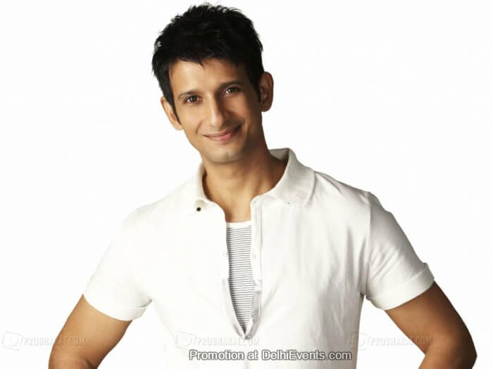 Actor Sharman Joshi