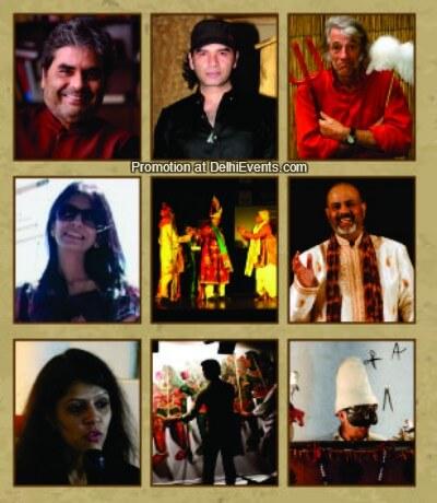 Kathakar International Storytellers Festival Participants