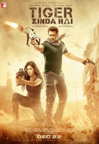 Tiger Zinda Hai Movie Poster