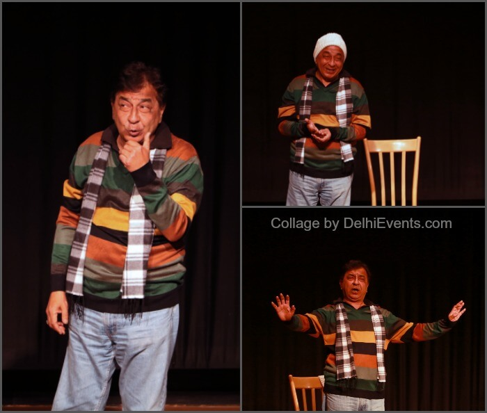 Bhelpoori Hinglish Stand-up Comedy Saleem Shah Stills