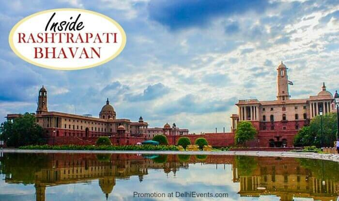 Hands On Inside Rashtrapati Bhavan Walk Kids Creative