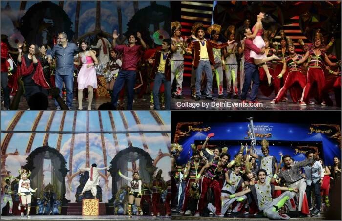 Jhumroo Hindi musical comedy show KOD Stills
