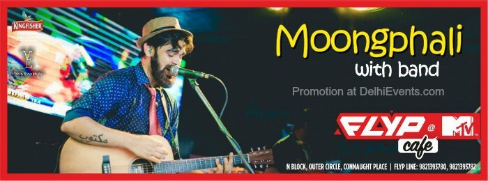 Moongphali band Flyp MTV Cafe Creative