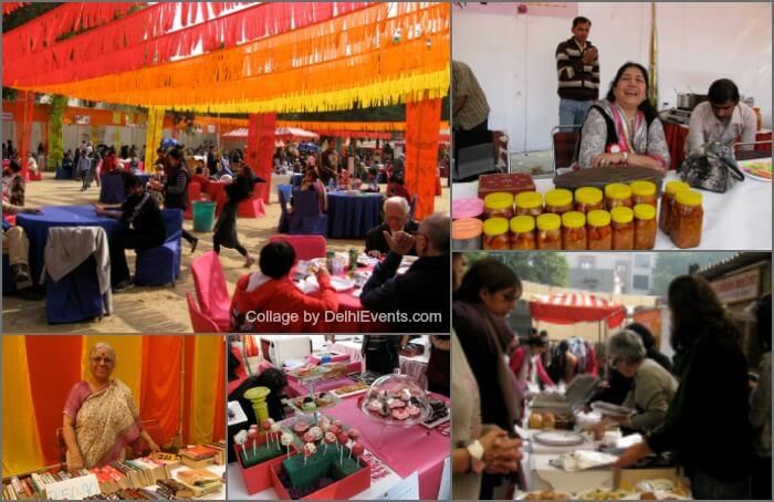 Spring Food Festival Annual Fund Raiser Sisters People Society Stalls