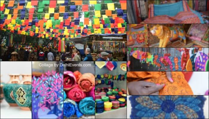 Annual Dastkari Haat Crafts Bazaar Photos